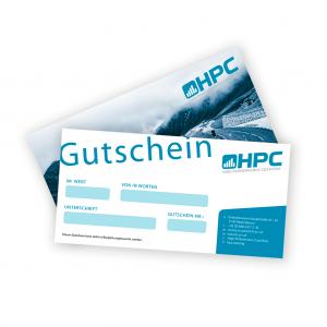 Gutscheine print